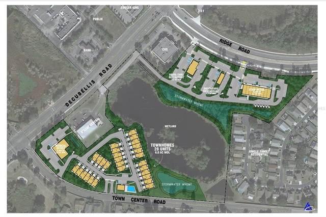 11321 Town Center Road, New Port Richey, FL 34654 (MLS #U8129436) :: Stellar Home Sales