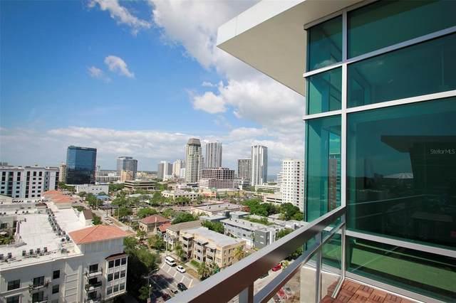 400 4TH Avenue S #1210, St Petersburg, FL 33701 (MLS #U8129673) :: Sarasota Home Specialists