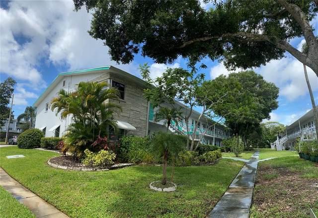 5810 21ST Street N #12, St Petersburg, FL 33714 (MLS #U8129700) :: Stellar Home Sales