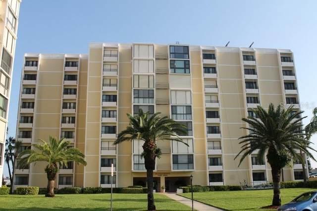 851 S Bayway Boulevard #902, Clearwater, FL 33767 (MLS #U8129820) :: Sarasota Home Specialists