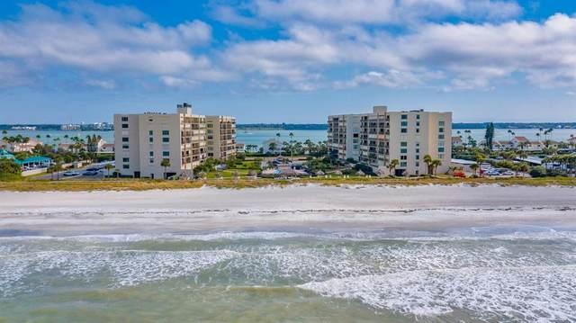 1400 Gulf Boulevard #508, Clearwater, FL 33767 (MLS #U8129852) :: Premium Properties Real Estate Services