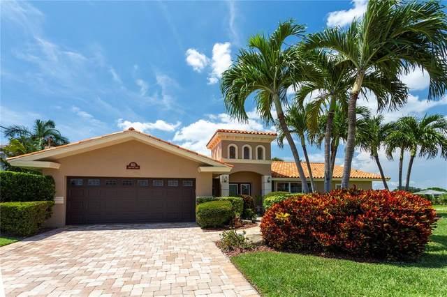 911 Eden Isle Drive NE, St Petersburg, FL 33704 (MLS #U8129862) :: Zarghami Group
