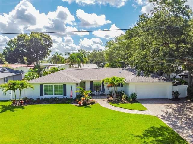 1825 Clearwater Harbor Drive, Largo, FL 33770 (MLS #U8129892) :: Dalton Wade Real Estate Group