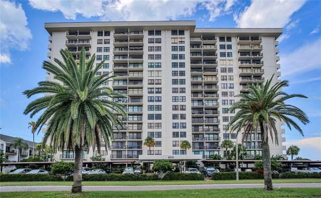 400 Island Way #210, Clearwater, FL 33767 (MLS #U8129973) :: The Kardosh Team