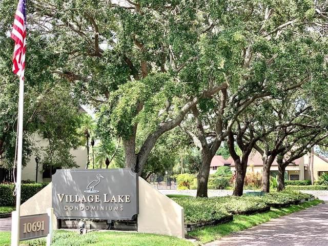 880 S Village Drive N #202, St Petersburg, FL 33716 (MLS #U8130049) :: Bob Paulson with Vylla Home