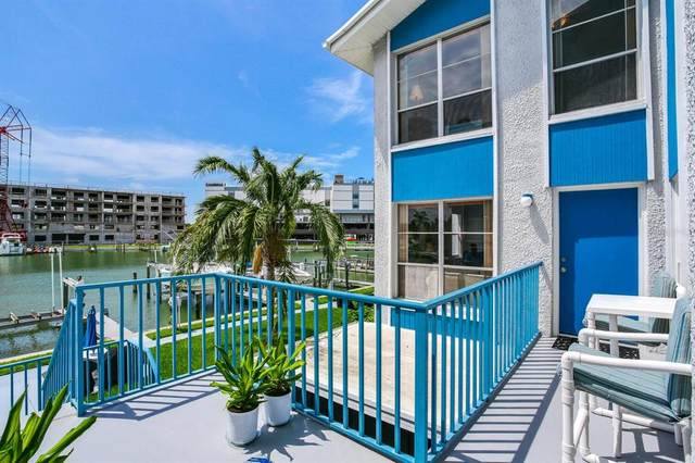 171 Medallion Boulevard H, Madeira Beach, FL 33708 (MLS #U8130063) :: Heckler Realty