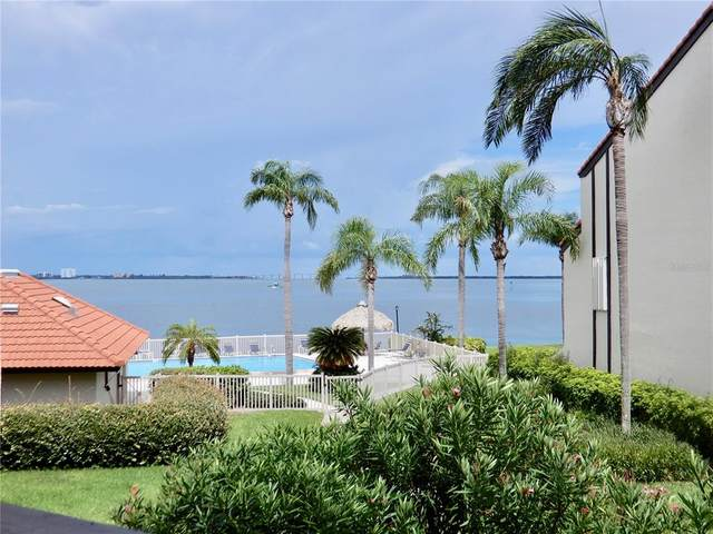 103 1ST Street E #115, Tierra Verde, FL 33715 (MLS #U8130140) :: Lockhart & Walseth Team, Realtors