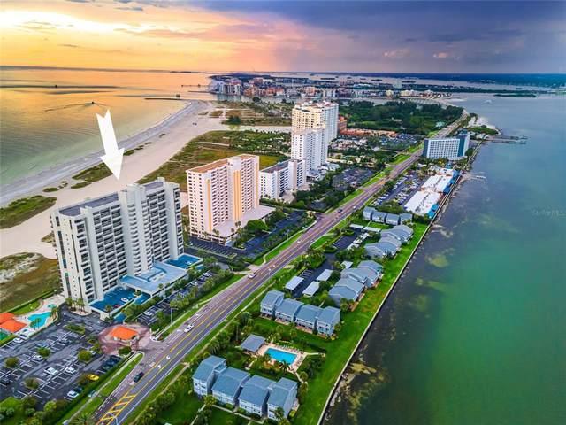 1290 Gulf Boulevard #1204, Clearwater, FL 33767 (MLS #U8130207) :: The Nathan Bangs Group