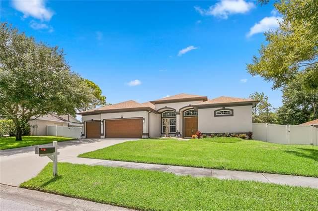 1272 Ridgegrove Drive S, Palm Harbor, FL 34683 (MLS #U8130210) :: RE/MAX Marketing Specialists