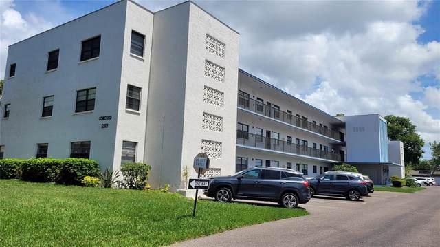 5969 Terrace Park Drive N #303, St Petersburg, FL 33709 (MLS #U8130274) :: Stellar Home Sales