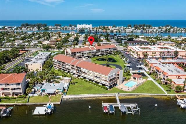8711 Blind Pass Road 105A, St Pete Beach, FL 33706 (MLS #U8130293) :: Premium Properties Real Estate Services