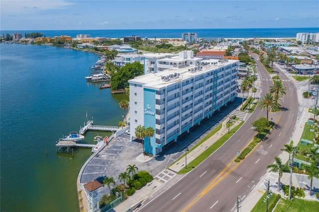 285 107TH Avenue #401, Treasure Island, FL 33706 (MLS #U8130343) :: Baird Realty Group