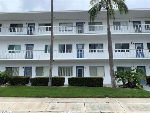 8080 112TH Street #108, Seminole, FL 33772 (MLS #U8130366) :: Sarasota Home Specialists
