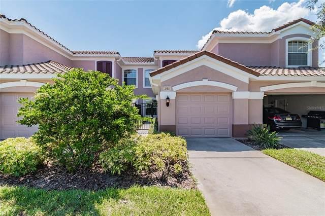 2105 Carriage Lane #104, Clearwater, FL 33765 (MLS #U8130376) :: Zarghami Group