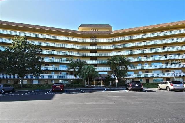 8950 Park Boulevard #205, Largo, FL 33777 (MLS #U8130399) :: Sarasota Home Specialists