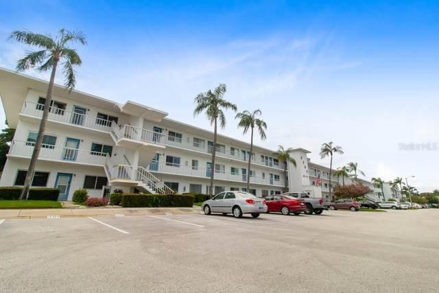 8080 112TH Street #301, Seminole, FL 33772 (MLS #U8130410) :: Charles Rutenberg Realty