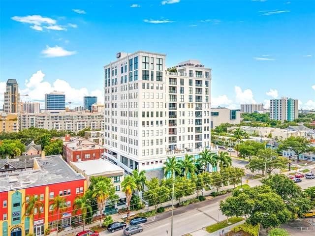226 5TH Avenue N #1003, St Petersburg, FL 33701 (MLS #U8130426) :: Tuscawilla Realty, Inc