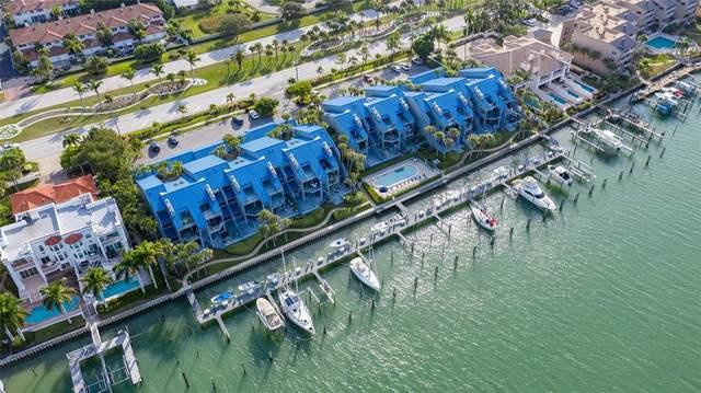 900 Pinellas Bayway S #111, Tierra Verde, FL 33715 (MLS #U8130456) :: Baird Realty Group