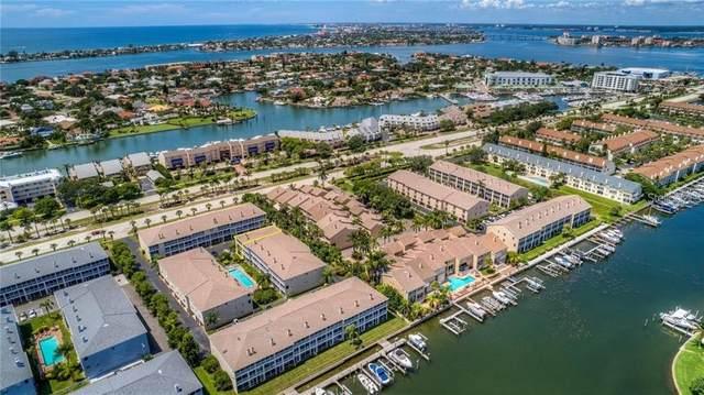 521 Pinellas Bayway S #307, Tierra Verde, FL 33715 (MLS #U8130473) :: Baird Realty Group