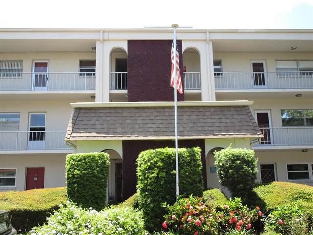 5880 38TH Avenue N #203, St Petersburg, FL 33710 (MLS #U8130507) :: Premium Properties Real Estate Services