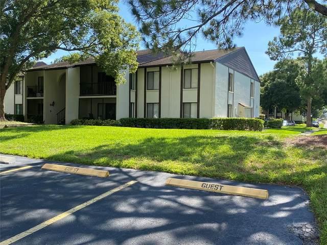 2642 Pine Ridge Way S B1, Palm Harbor, FL 34684 (MLS #U8130539) :: Sarasota Home Specialists