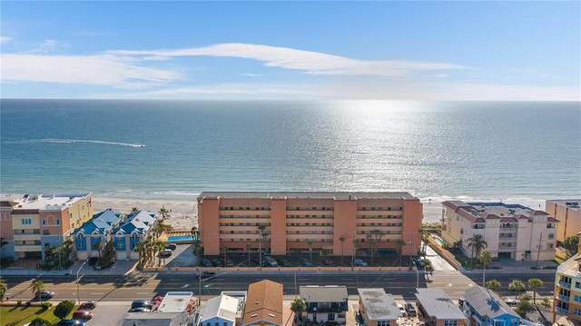 13720 Gulf Boulevard #605, Madeira Beach, FL 33708 (MLS #U8130541) :: Lockhart & Walseth Team, Realtors