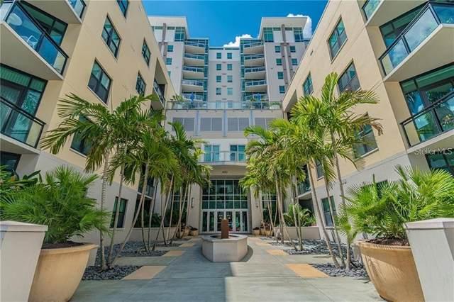400 4TH Avenue S #206, St Petersburg, FL 33701 (MLS #U8130598) :: The Brenda Wade Team