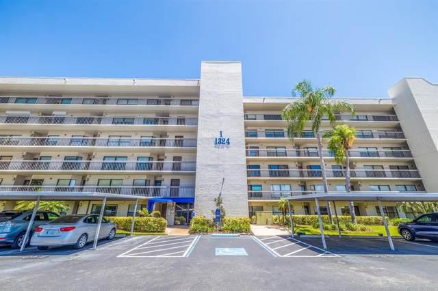 1324 Pasadena Avenue S #104, South Pasadena, FL 33707 (MLS #U8130655) :: Stellar Home Sales