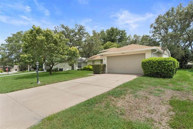 7482 Rosemont Lane, Spring Hill, FL 34606 (MLS #U8130662) :: Vacasa Real Estate