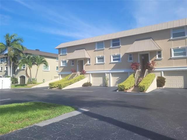 12582 Capri Circle N #1, Treasure Island, FL 33706 (MLS #U8130675) :: Baird Realty Group