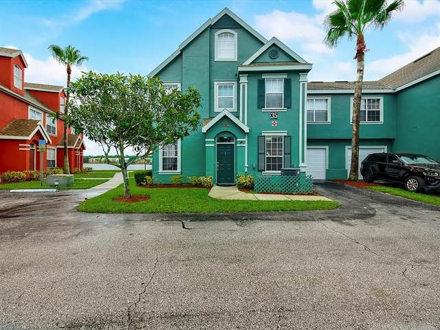 9826 Lake Chase Island Way #9826, Tampa, FL 33626 (MLS #U8130788) :: CGY Realty