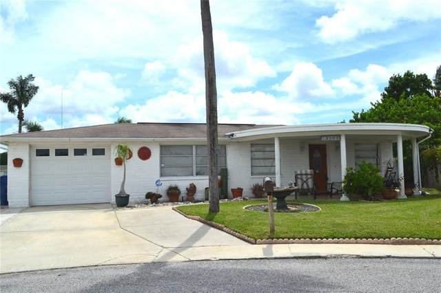 3802 Star Island Drive, Holiday, FL 34691 (MLS #U8130796) :: Bob Paulson with Vylla Home