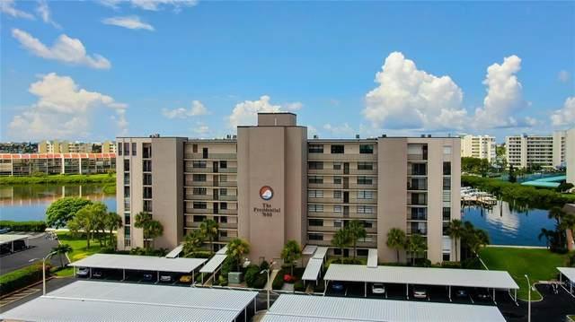 7600 Sun Island Drive S #101, South Pasadena, FL 33707 (MLS #U8130827) :: Premium Properties Real Estate Services