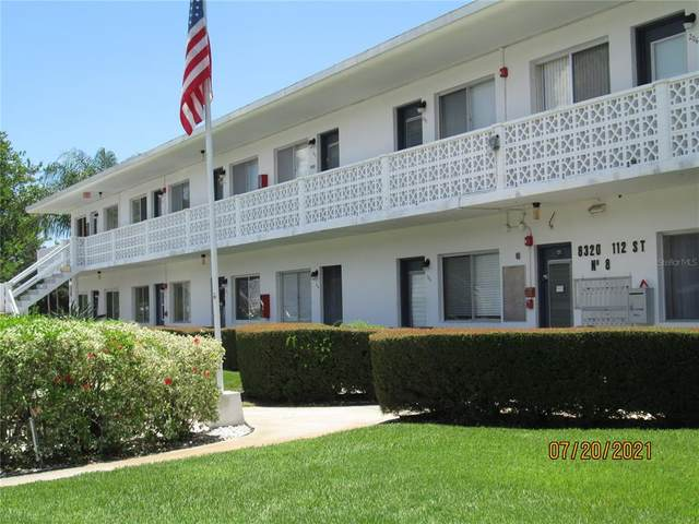 8320 112TH Street #109, Seminole, FL 33772 (MLS #U8130831) :: Sarasota Home Specialists