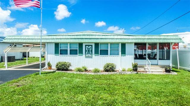 7100 Ulmerton Road #677, Largo, FL 33771 (MLS #U8130857) :: Zarghami Group