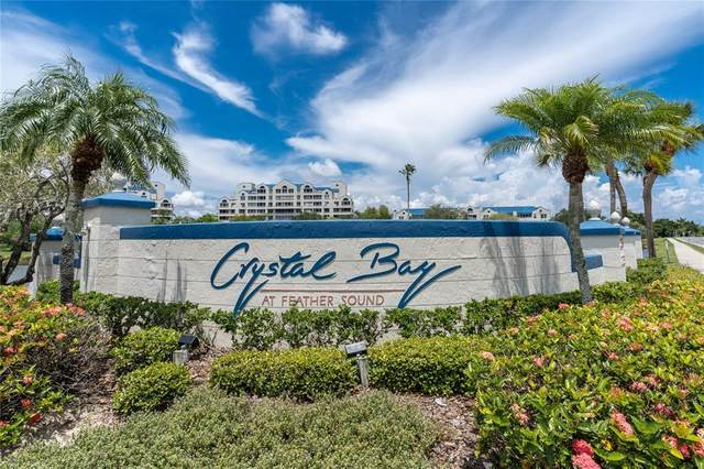 2333 Feather Sound Drive C301, Clearwater, FL 33762 (MLS #U8130870) :: Realty Executives