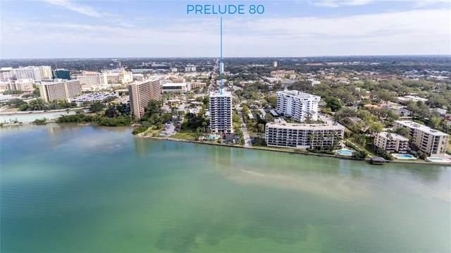80 Rogers Street 8D, Clearwater, FL 33756 (MLS #U8130916) :: Vacasa Real Estate