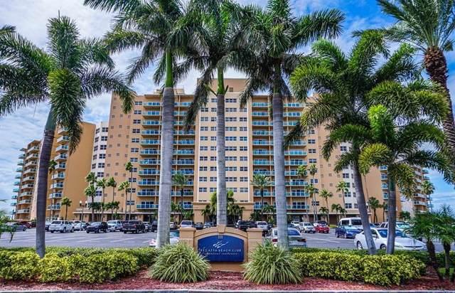 880 Mandalay Avenue S712, Clearwater, FL 33767 (MLS #U8130921) :: CGY Realty