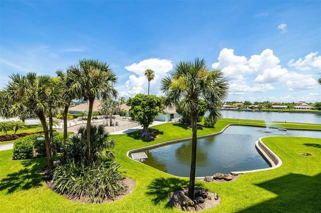 9425 Blind Pass Road #203, St Pete Beach, FL 33706 (MLS #U8130928) :: Medway Realty