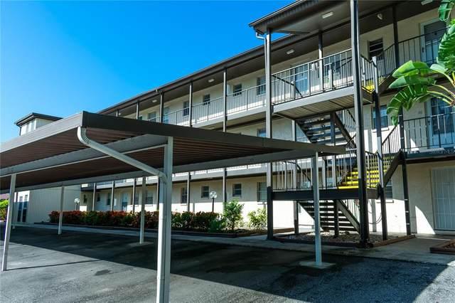 5245 Amulet Drive #109, New Port Richey, FL 34652 (MLS #U8130931) :: CGY Realty
