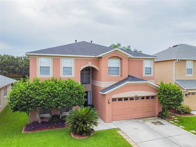 4220 Tarkington Drive, Land O Lakes, FL 34639 (MLS #U8130944) :: Griffin Group