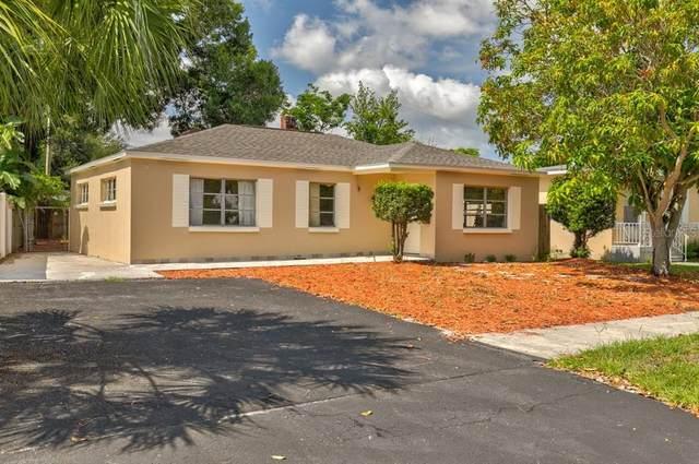 3210 11TH Avenue N, St Petersburg, FL 33713 (MLS #U8130956) :: Zarghami Group