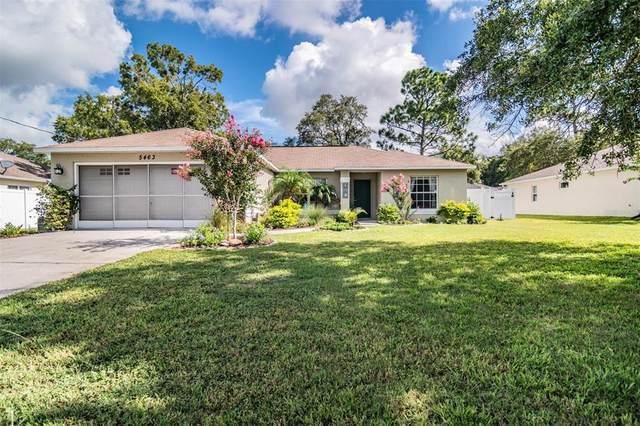 5463 Abagail Drive, Spring Hill, FL 34608 (MLS #U8130980) :: Bridge Realty Group