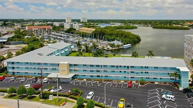 1819 Shore Drive S #214, South Pasadena, FL 33707 (MLS #U8131011) :: Realty Executives