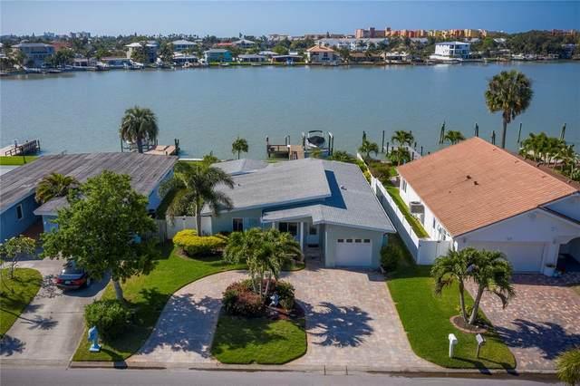 17049 Dolphin Drive, North Redington Beach, FL 33708 (MLS #U8131152) :: The Kardosh Team
