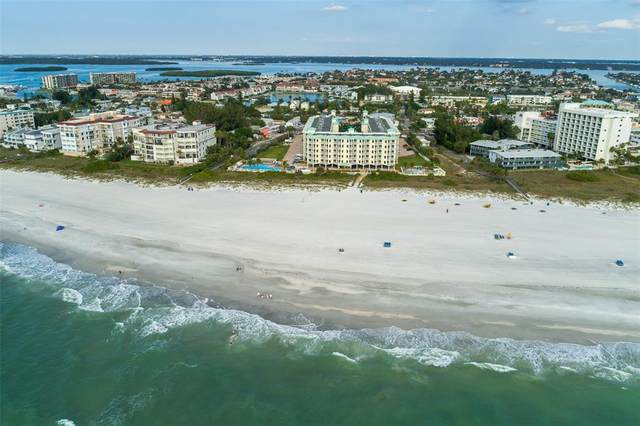 12000 Gulf Boulevard 510-N, Treasure Island, FL 33706 (MLS #U8131161) :: Baird Realty Group
