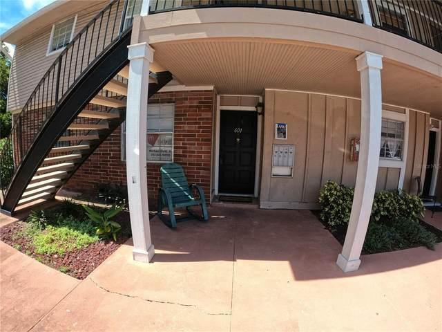 200 Country Club Drive #601, Largo, FL 33771 (MLS #U8131194) :: Stellar Home Sales