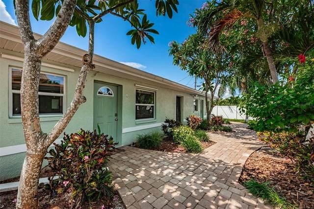 9040 Blind Pass Road B5, St Pete Beach, FL 33706 (MLS #U8131225) :: Baird Realty Group