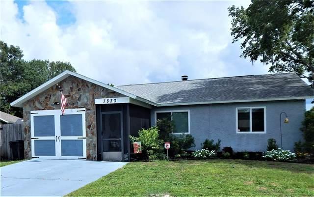 7833 Castle Drive, New Port Richey, FL 34653 (MLS #U8131249) :: Memory Hopkins Real Estate