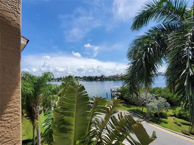 3500 E Maritana Drive #4, St Pete Beach, FL 33706 (MLS #U8131328) :: Baird Realty Group